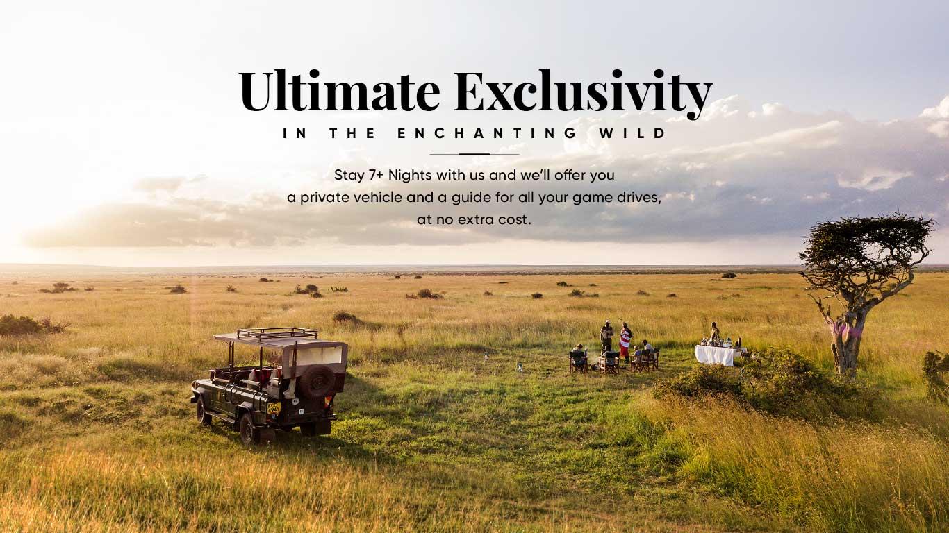 Ultimate Exclusivity