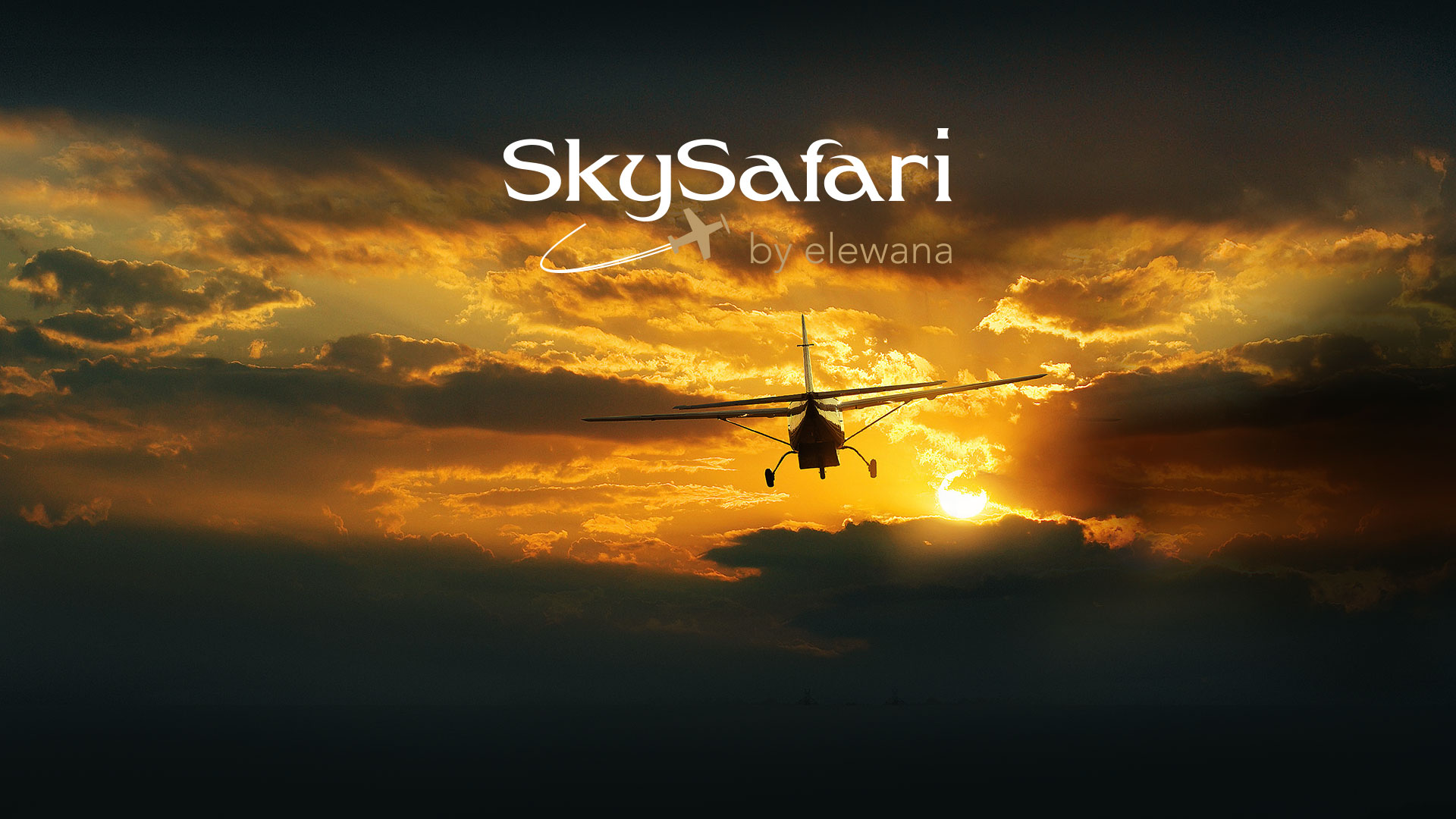 skysafari sunset